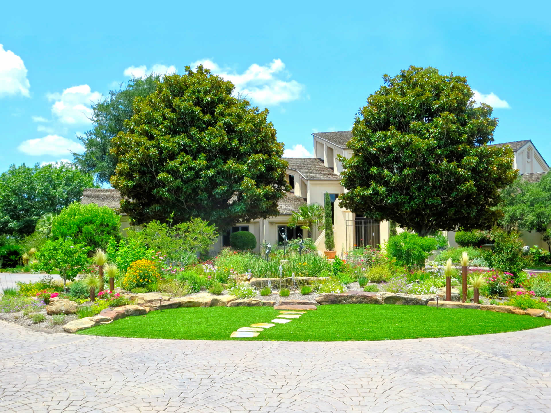 Landscaping Services In Austin Tx Kevin Wood Landscapes