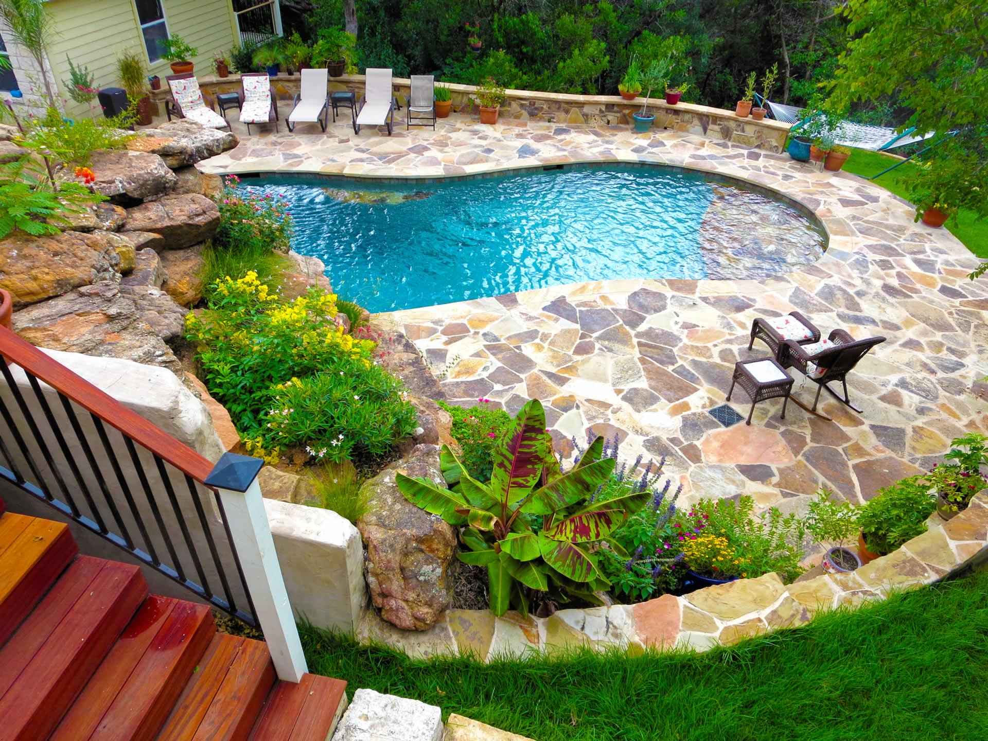Elegant Landscape Design Austin Tx